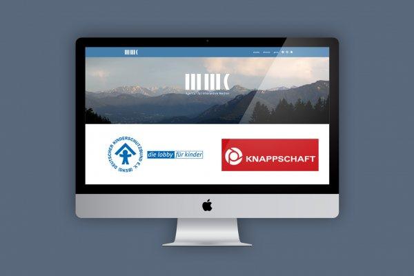 Scrollitelling Webseite für den Deutschen Kinderschutzbund und die Knappschaft