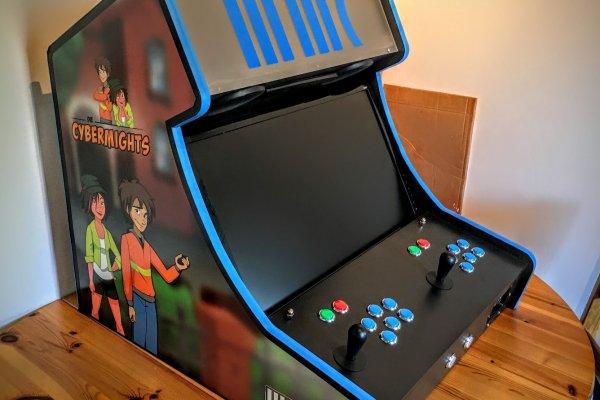 Eine Bartop Arcade für unsere Spiele – DIY Tagebuch Teil 3