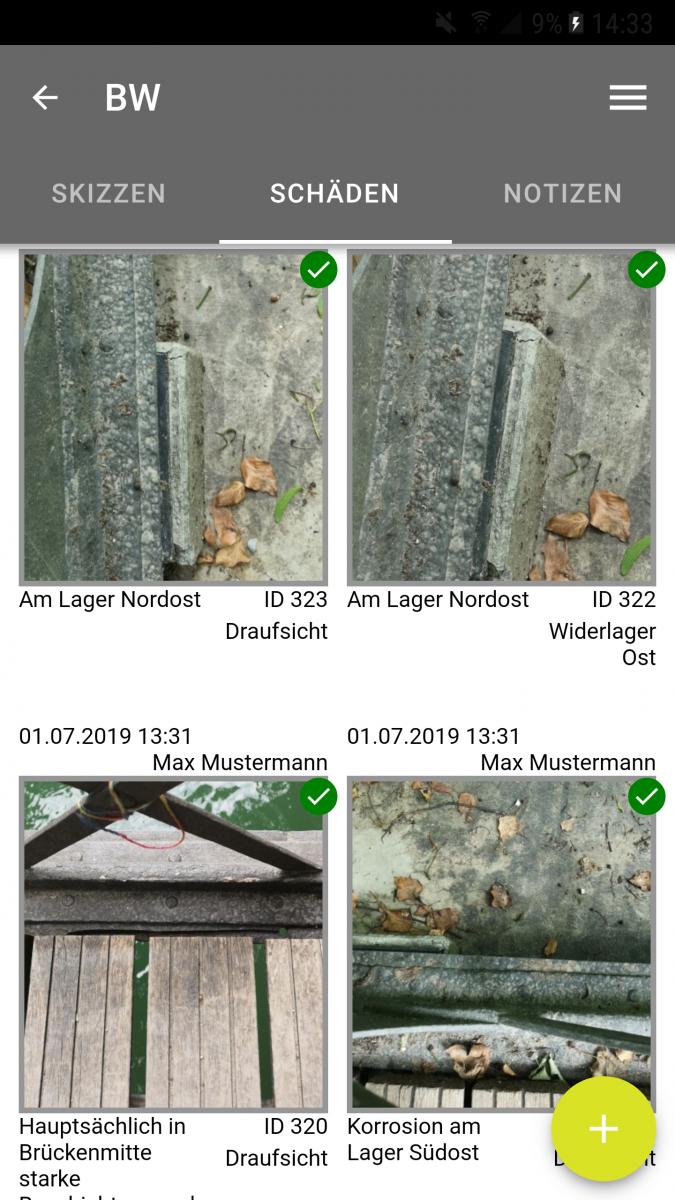 Screenshot monitorING App