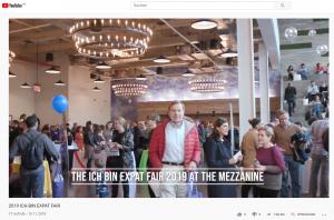 Filmproduktion Heimatabroad - Screenshot Messefilm