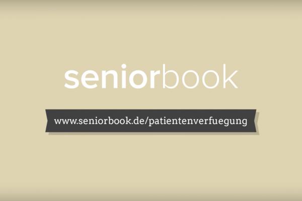 Screenshot Erklärvideo für Seniorbook