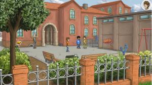 Adventure Game Screenshot Story