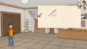 Adventure Game Screenshot Werkzeuge