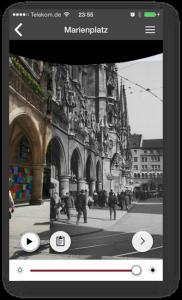 Screenshot - App für Landauer Walk - Videoplayer