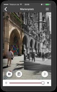 Screenshot - App für Landauer Walk