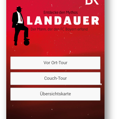 "App ""Landauer Walk"""