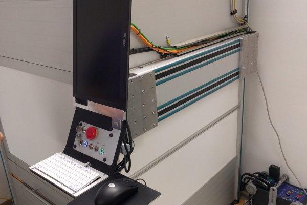 DScan Prototyp für die ZSM