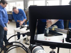 Foto Filmaufnahmen Video Blog Produktion für Ludwig Meister